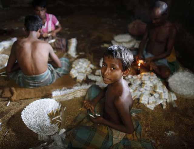 multinacionais envolvidas com exploração infantil