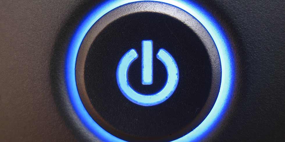 Como poupar energia usando o computador