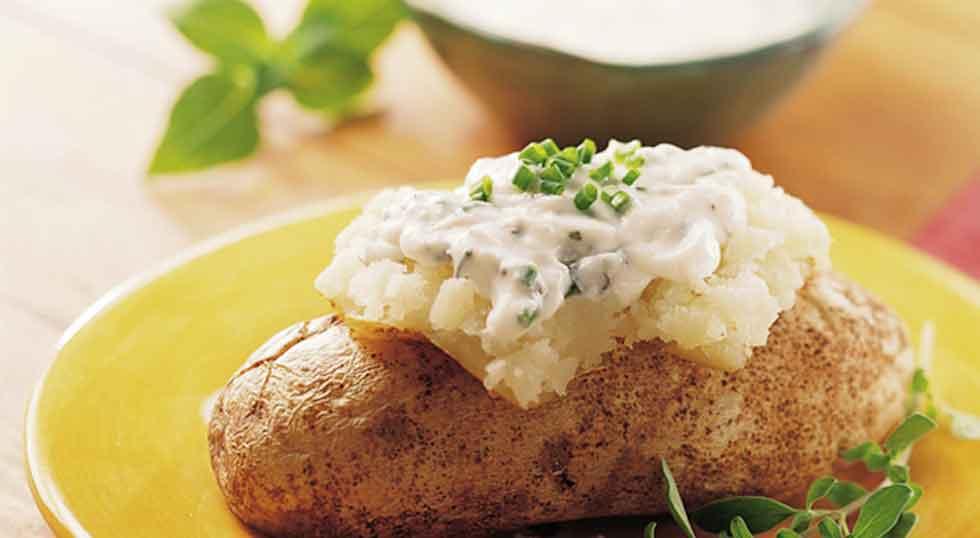 receitas de batata recheada ao forno