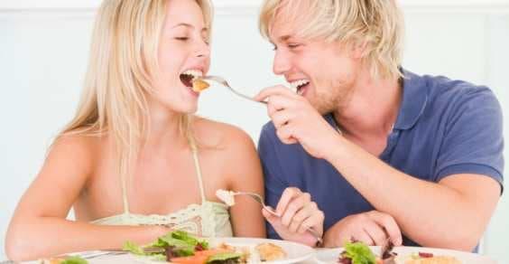 regras para se manter saudável comendo