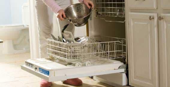 Limpador de louças faça você mesmo