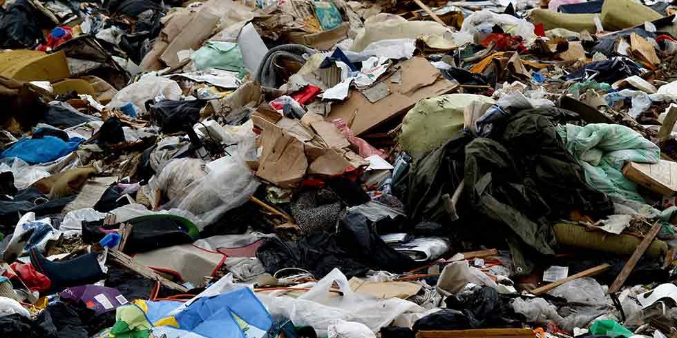 quanto lixo é gerado e o quanto dele é reciclado na maior cidade do Brasil?