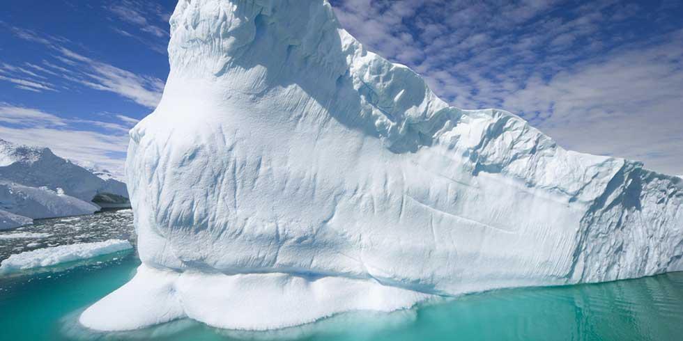 derretimento das Geleiras na Antártida Ocidental