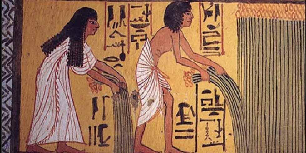 antigos egípcios eram vegetarianos