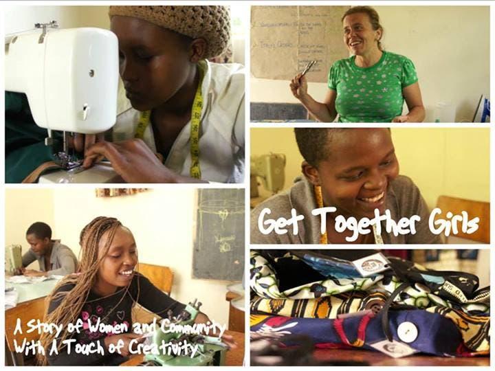Get Together Girls: o documentário