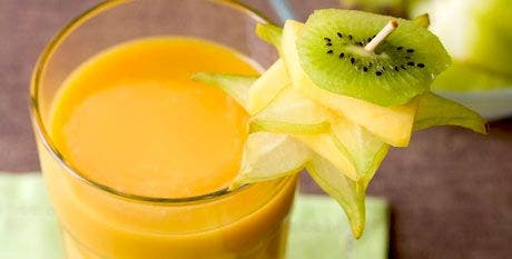 kiwi e arancia