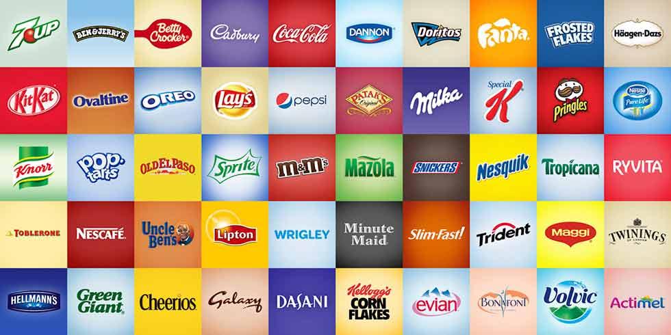 empresas da indústria alimentícia