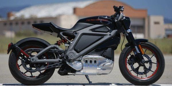 A primeira Harley elétrica: Project Livewire