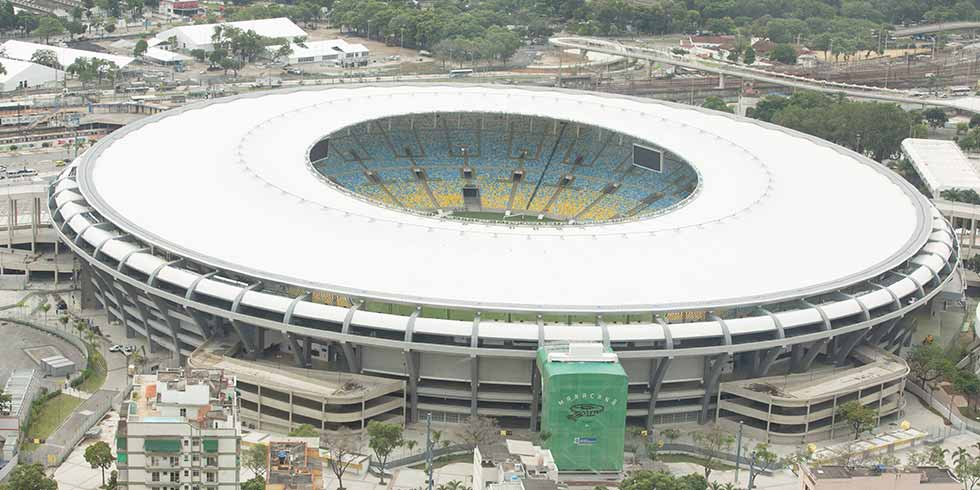Maracanã é o terceiro estádio a receber o selo LEED de sustentabilidade