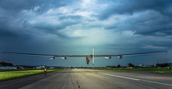 Solar Impulse 2: tudo pronto para a volta ao mundo