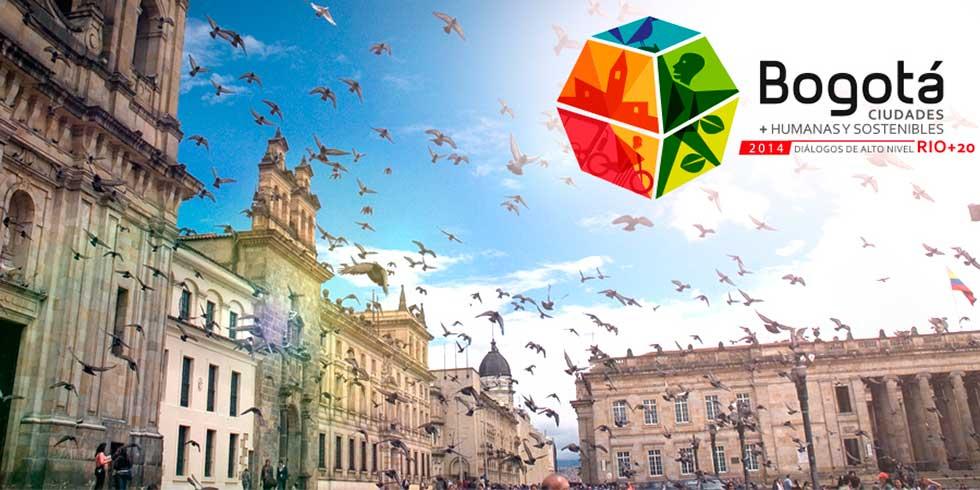 Bogotá sede mundial dos