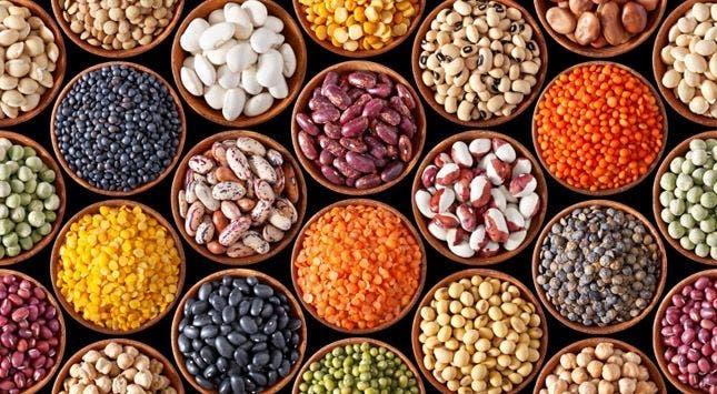 Leguminosas e proteínas