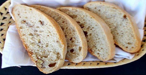 Aroma de pão fresco