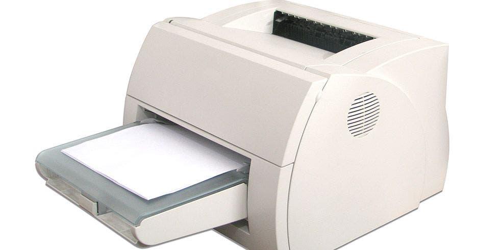economizar tinta de impressora