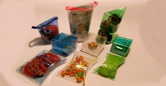 reciclar garrafas PET