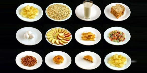 200 calorias no prato