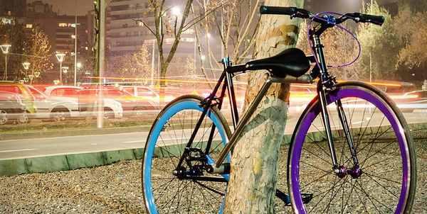 Unstealable Bike: a bicicleta que nunca poderá ser roubada