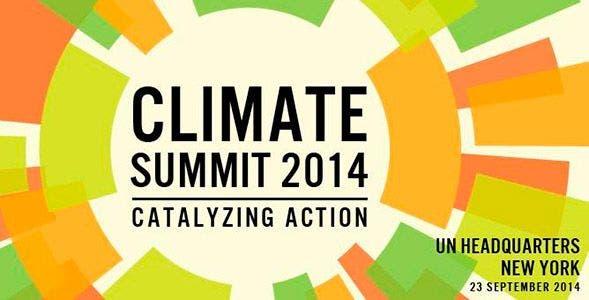 120 Chefes de Estado na Cúpula do Clima