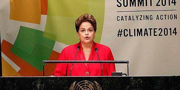 Discurso da Presidente Dilma Roussseff