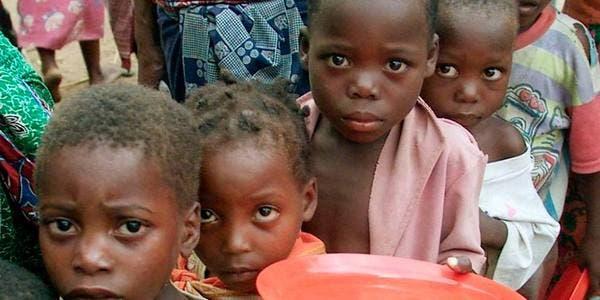 reduzir pela metade a fome no mundo