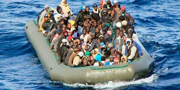 Refugiados e tráfico de pessoas