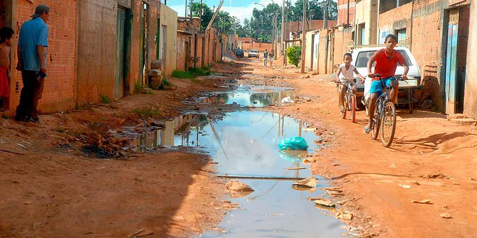 Brasil deverá dobrar os investimentos em saneamento básico