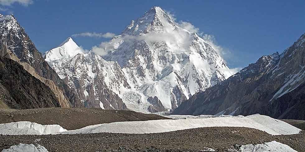 15 toneladas de lixo recolhidos no K2