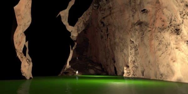 maior caverna do mundo: Miao Room