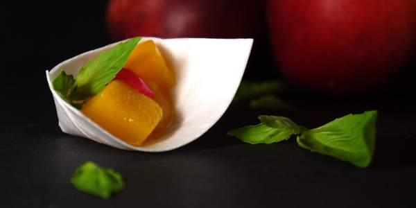 pratos e recipientes para alimentos comestíveis