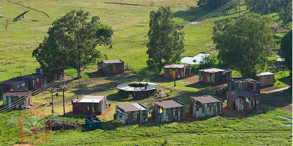 Hospede-se em uma favela em Africa do Sul