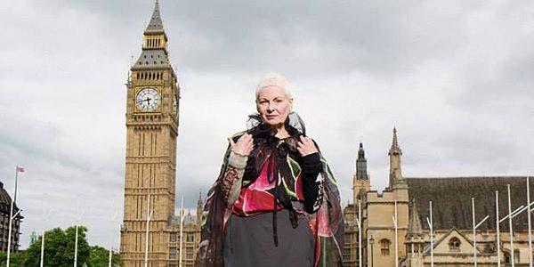 Vivienne Westwood orgânicos