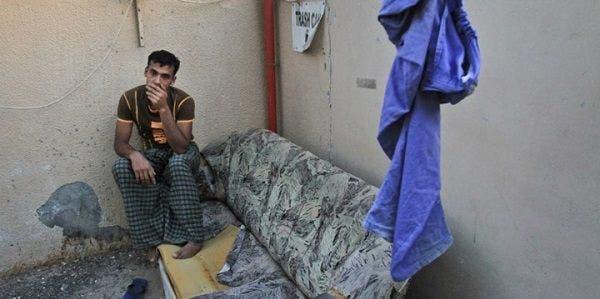 miséria e pobreza na Dubai