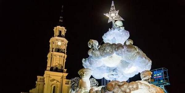 árvore de Natal mais linda do mundo