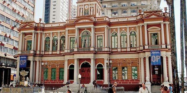 Porto Alegre investe em saneamento básico