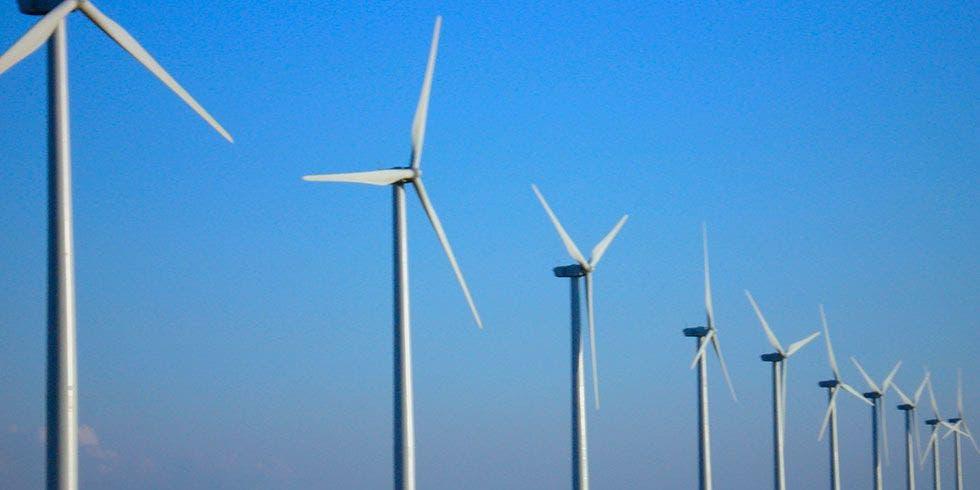 Energia eólica cresce no Brasil