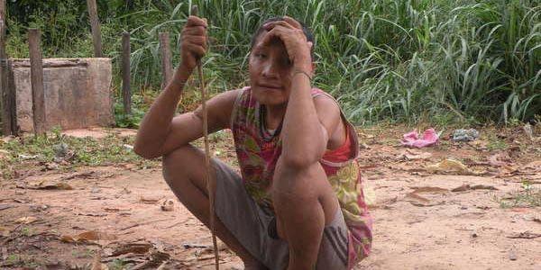 Índios ameaçados de extinção por madeireiros