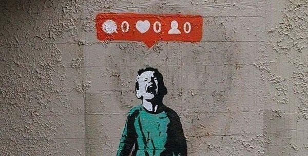 iHeart, a arte de rua