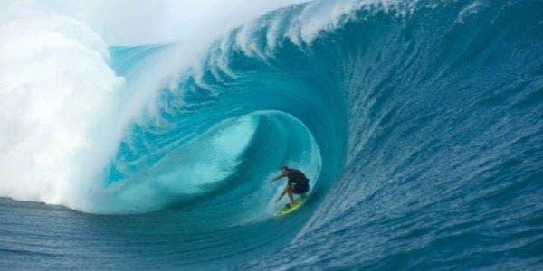 mudança climática poderá acabar com as famosas ondas do surfe