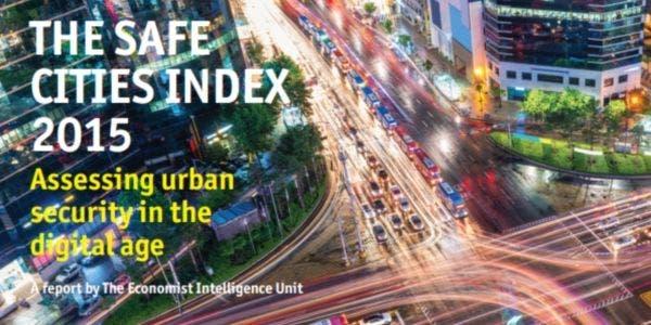 50 cidades mais seguras do mundo