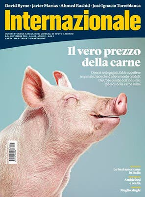 carne de porco internazionale