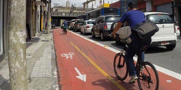 Liminar contra implantação de ciclovias é suspensa em São Paulo