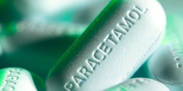 paracetamol aumenta os riscos