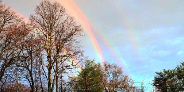 arco íris nova york