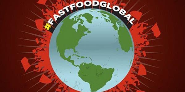 fast food pelo mundo