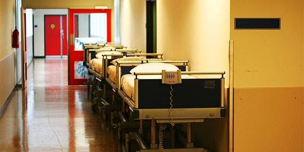 Área verde em hospitais