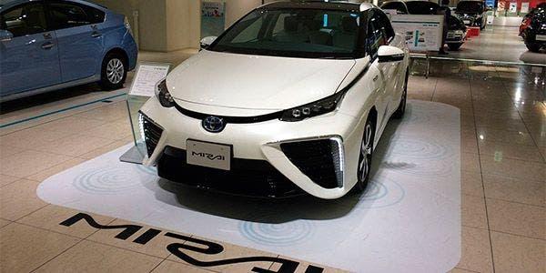 Mirai da Toyota
