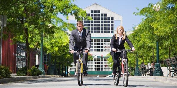 Incentivo à bike