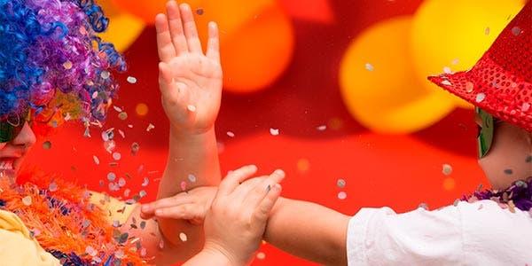 Carnaval e trabalho infantil
