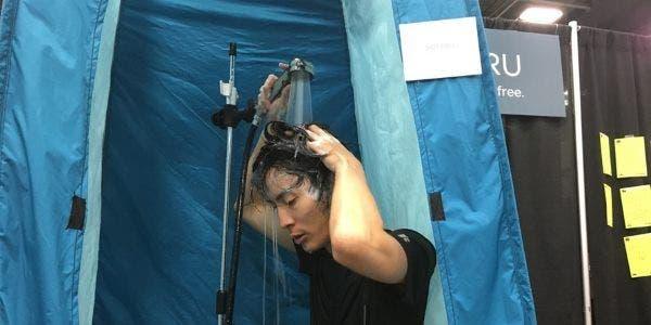 Hotaru shower