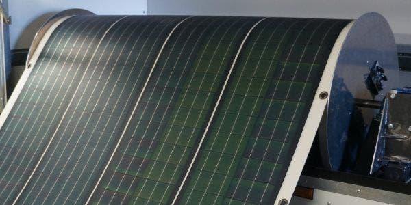 Tapete fotovoltaico